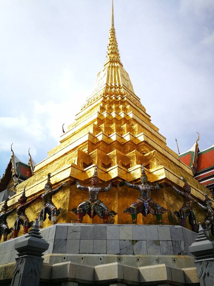 Temple of Dawn in Bangkok