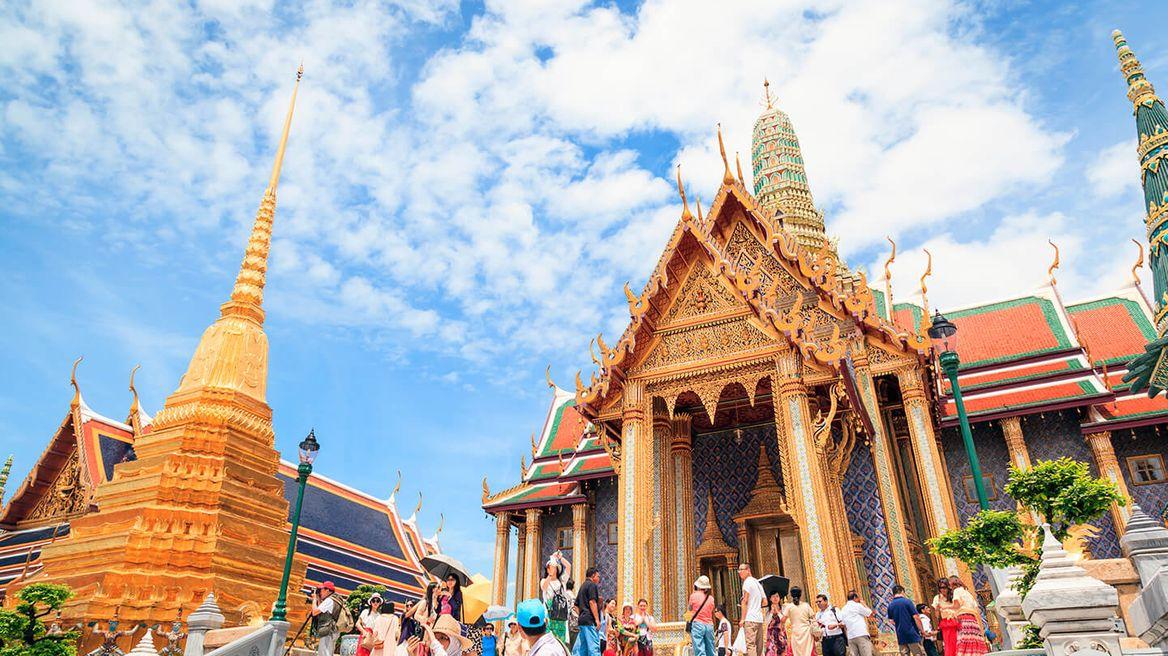 Wat Phra Kaew & Grand Palace