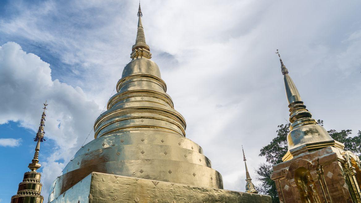 Visit Wat Pra Singha.