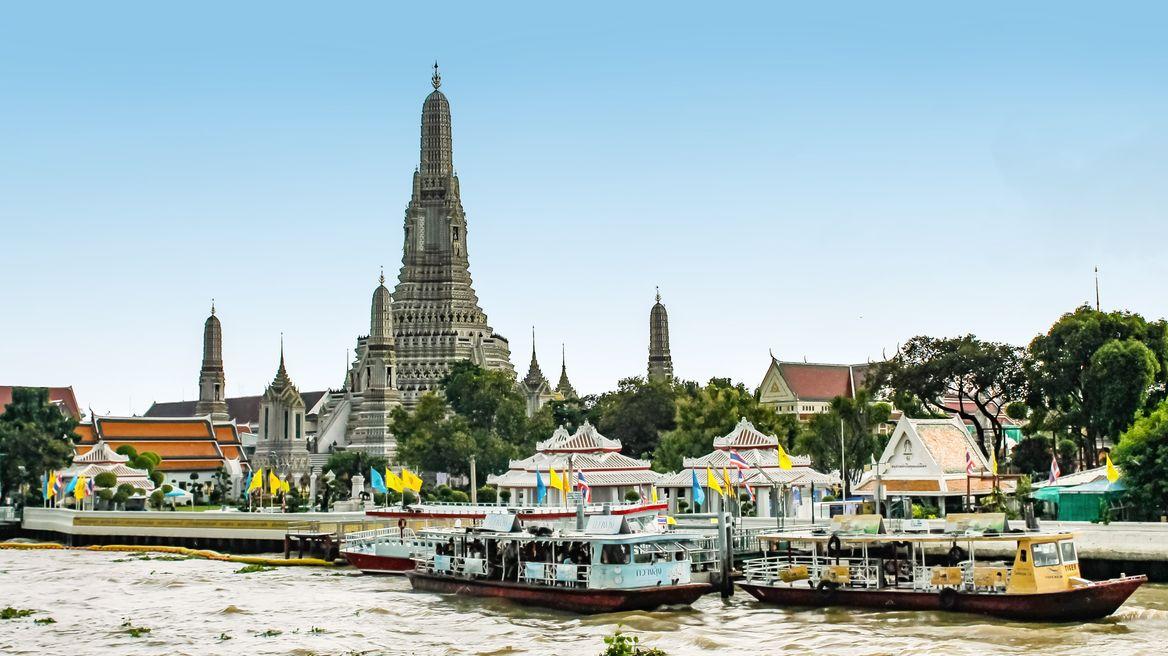 Chao Phraya Riverview  - Bangkok