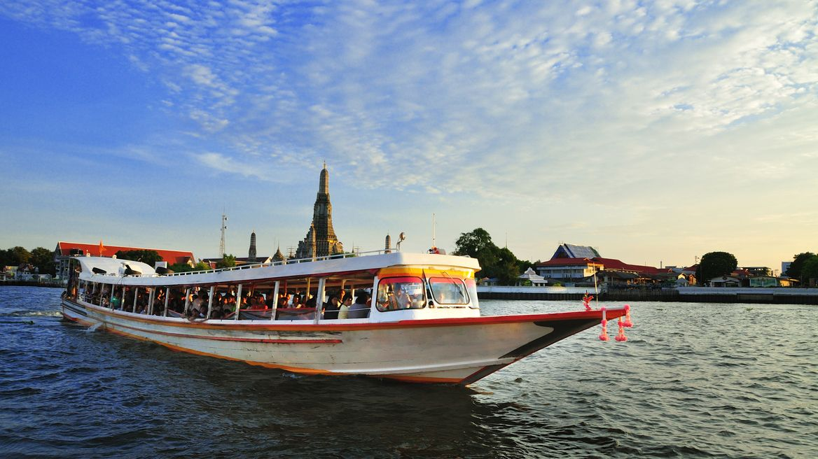 Experience Public River Bus