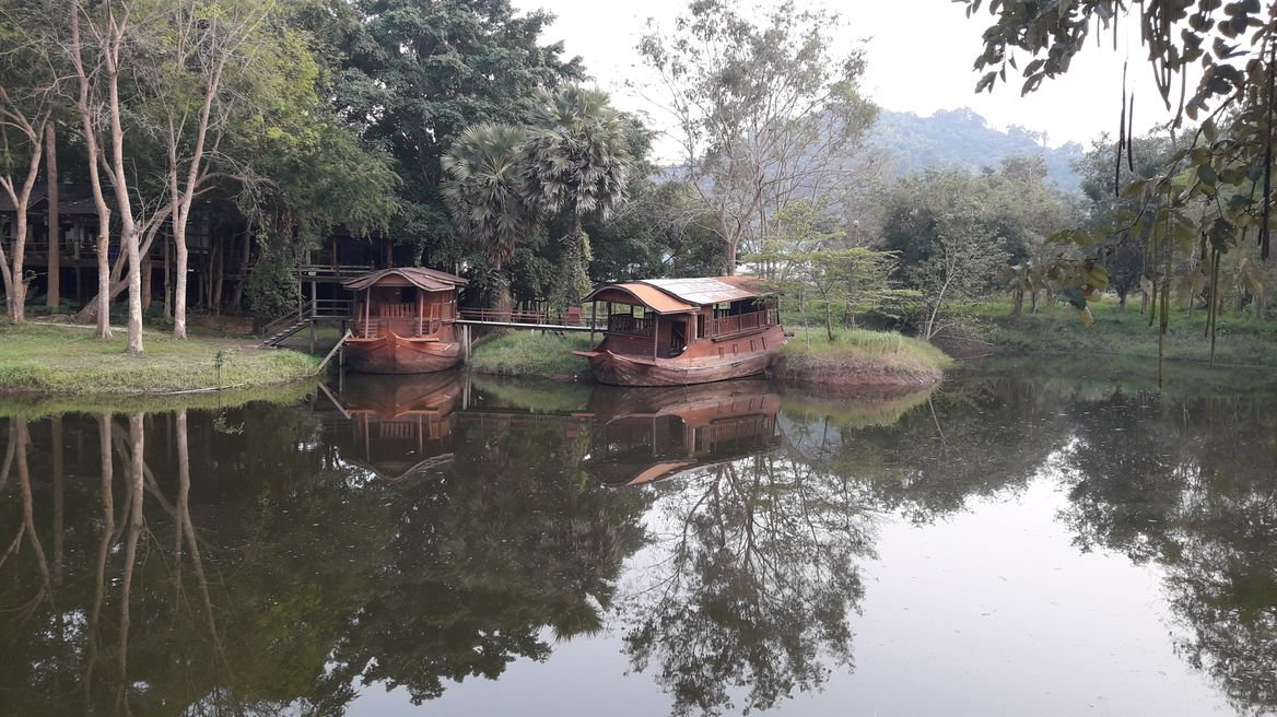 Kaeng Krachan Dam 1