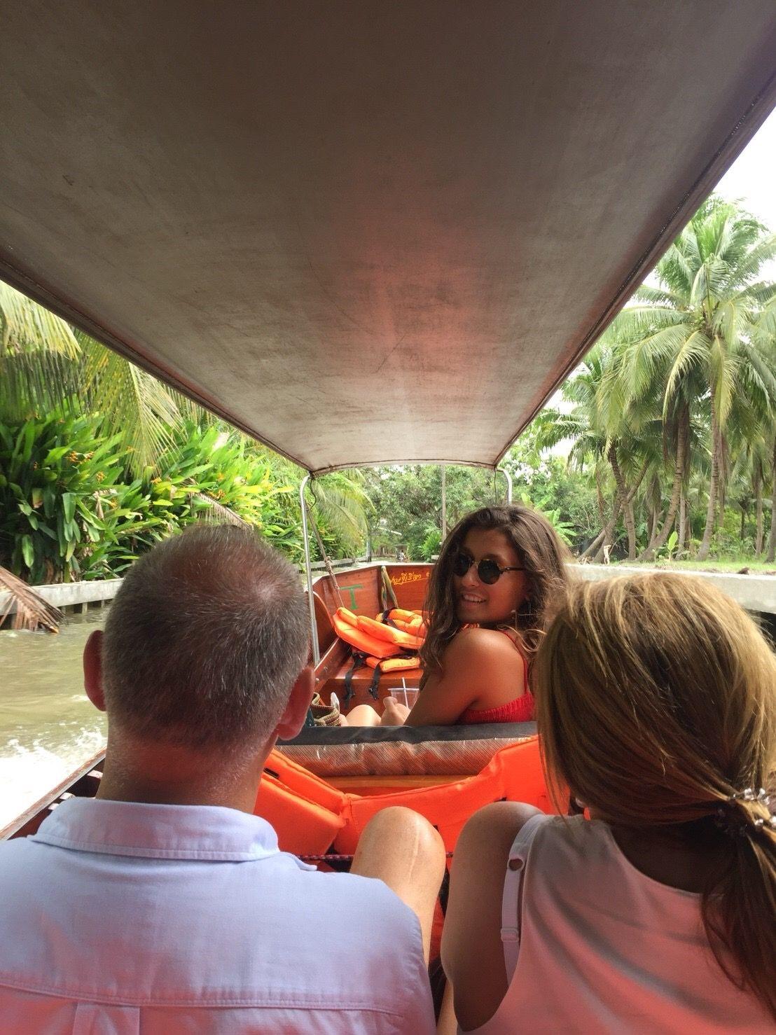 Bangkok Boat Ride tour
