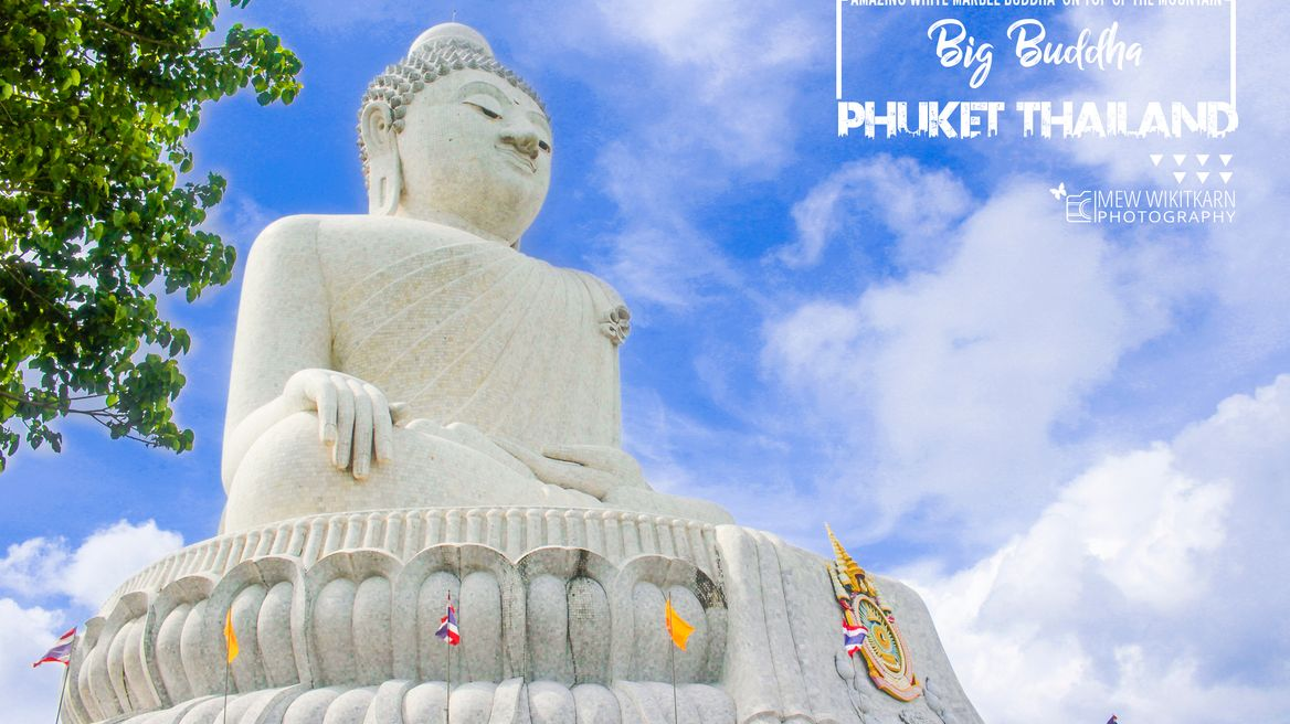 Big Buddha or Ming Mongkol Buddha