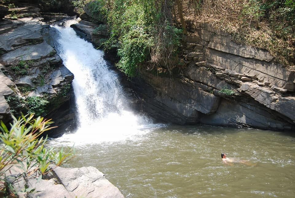 Chiang Mai Tour: Waterfall
