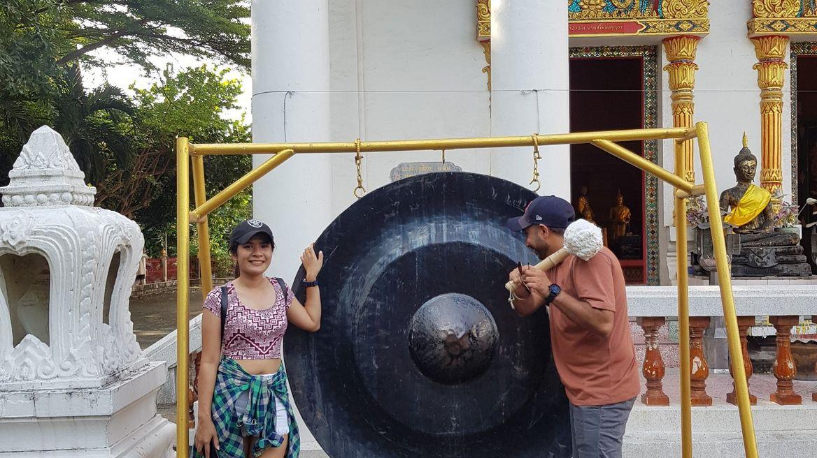 Visit non-touristy Buddhist temples