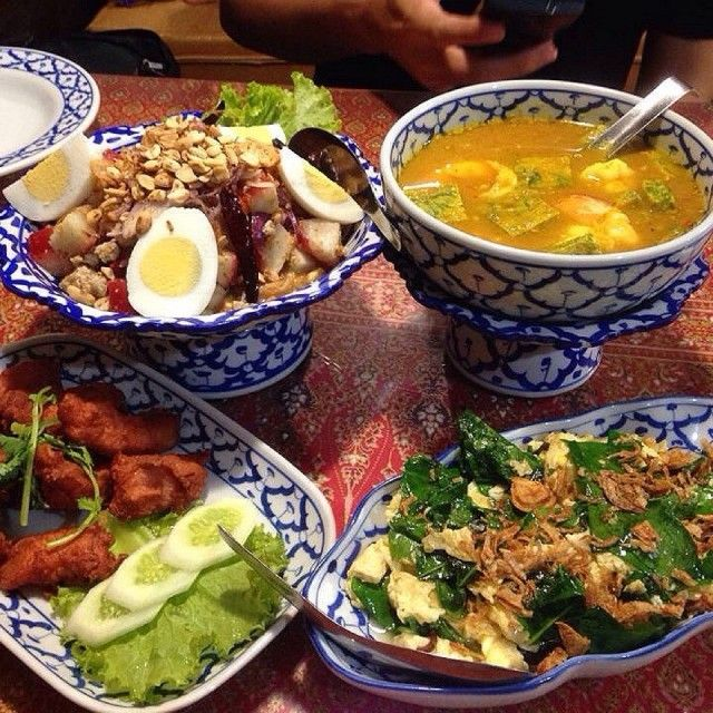 Khrua Ruean Thai restaurant