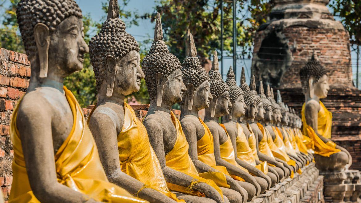 Wat Yai Chai Mongkhon (วัดใหญ่ชัยมงคล)