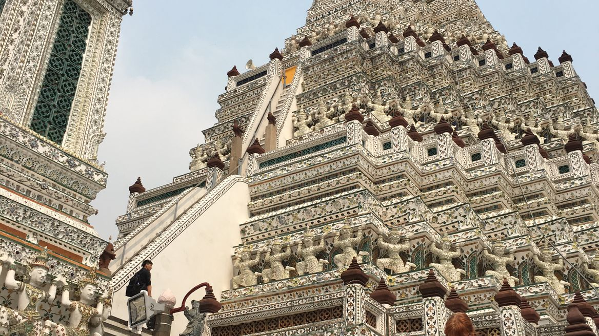Wat Arun ; Temple of Dawn
