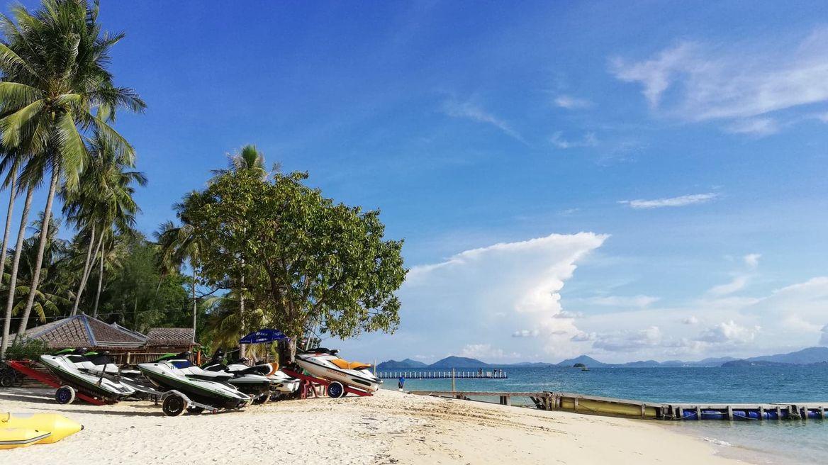 Naka Noi Beach