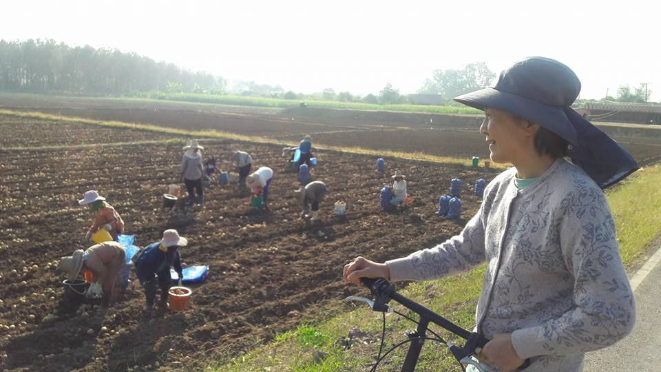See local farmer life