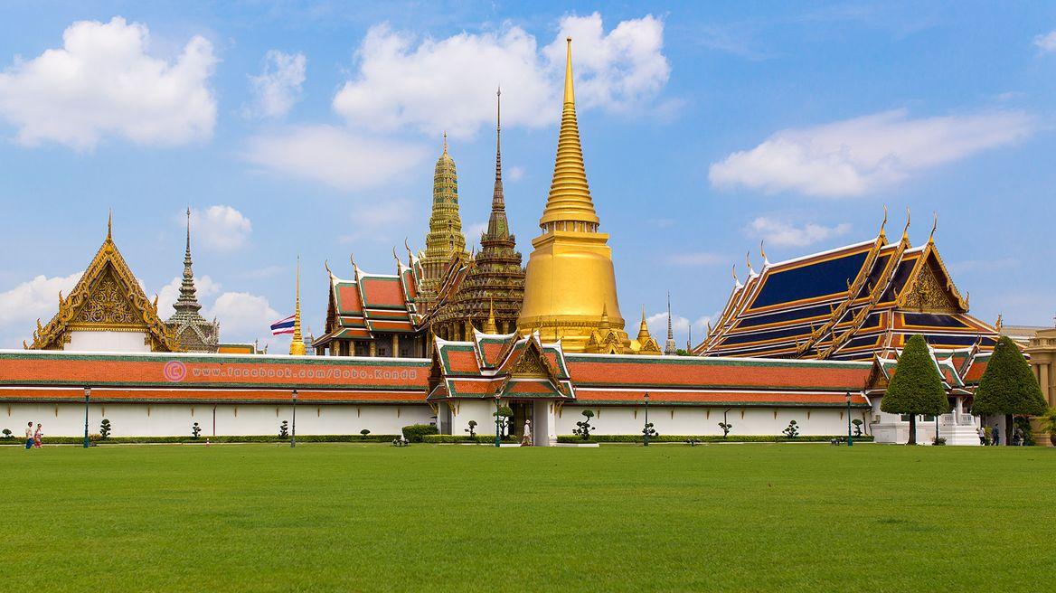 Wat Phra Si Rattana Satsadaram.