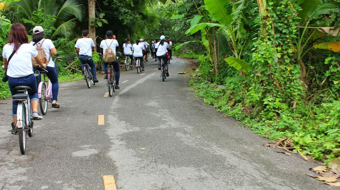 Cycling Activity