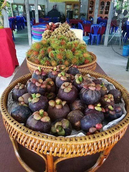 Thai Fruits Buffet