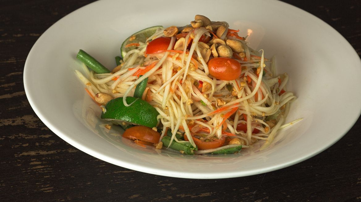 Som Tum - Thai Papaya Salad