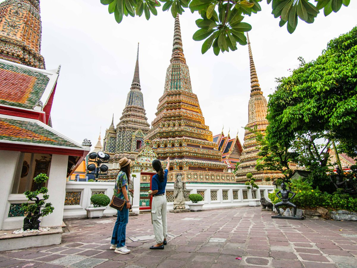 ยลโฉมเมืองไทย แบบไร้นักท่องเที่ยว