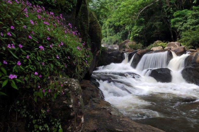 nang rong waterfall nakhon nayok khao yai