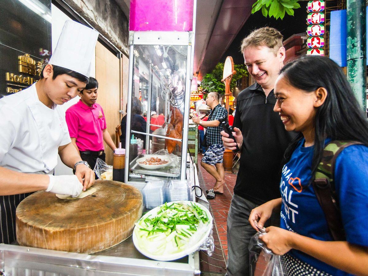 Street Food Adventures