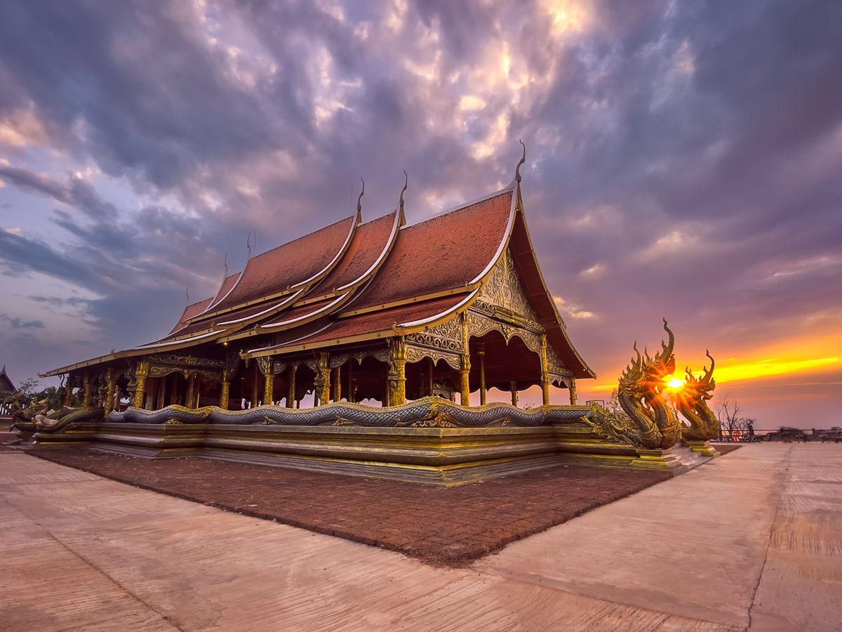 Ubon Ratchathani Selected Local Experiences