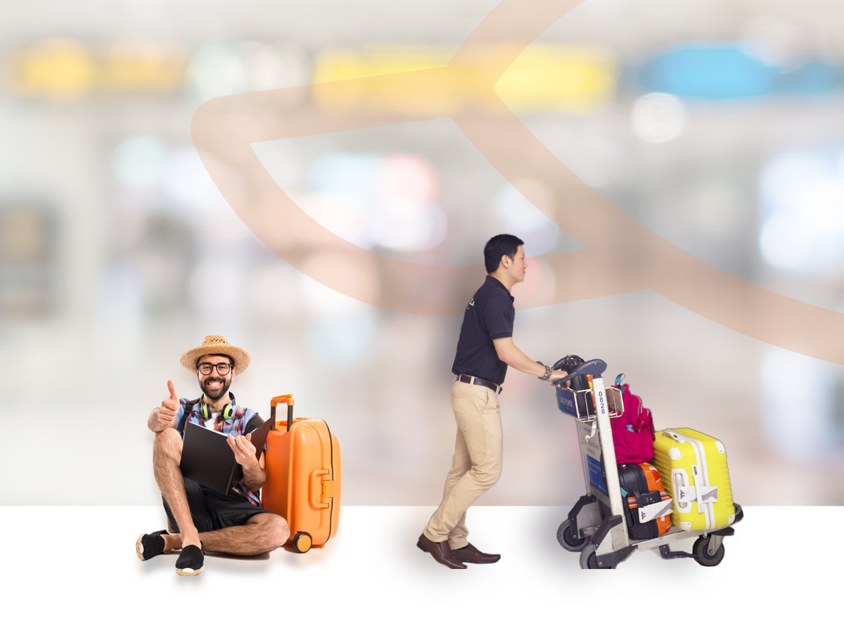 Luggage Deposit & Delivery Services in Bangkok, Phuket and Pattaya