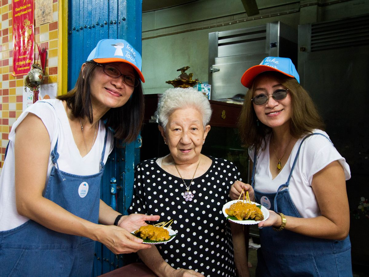 Top Street Food Tours in Bangkok