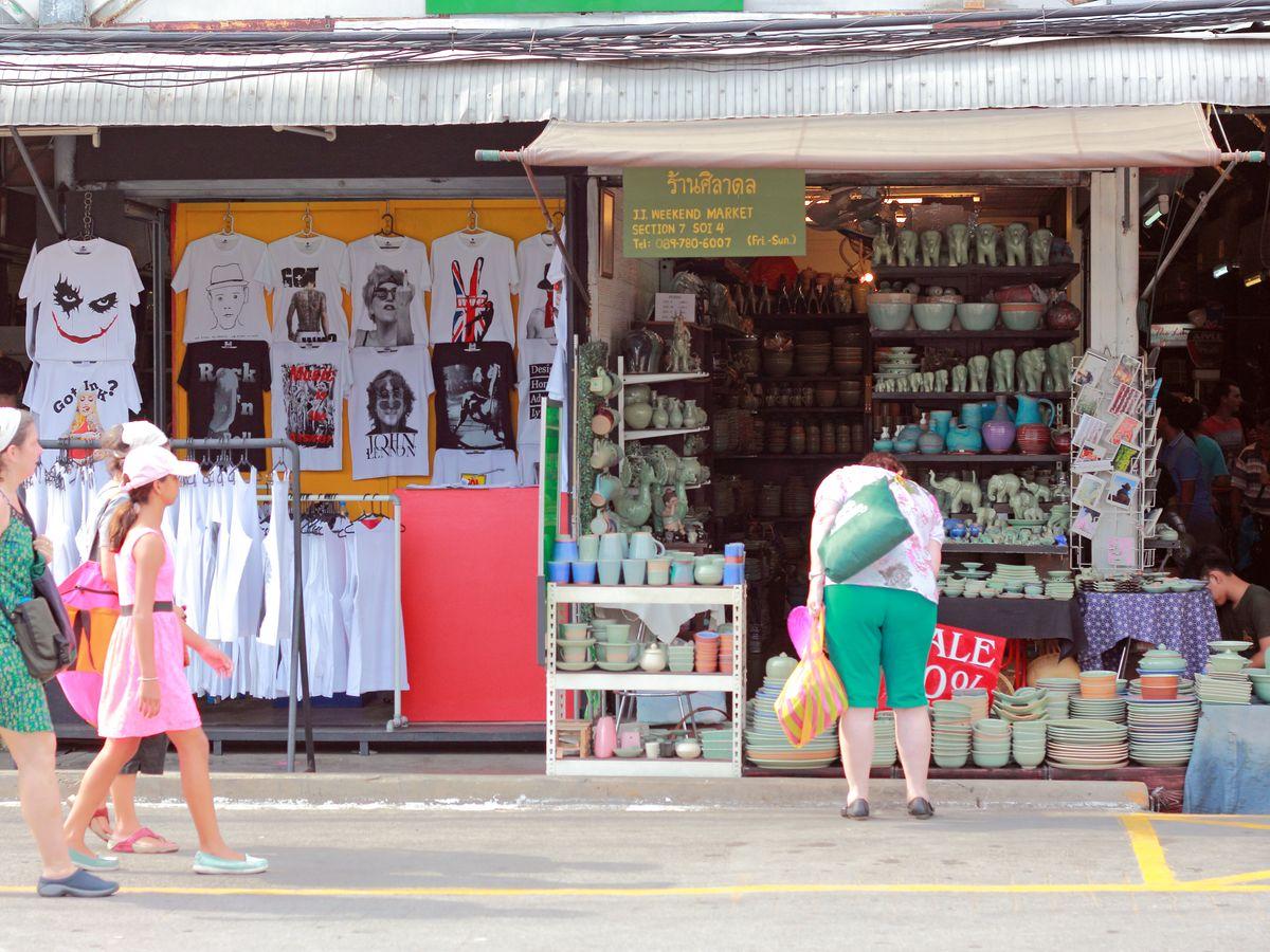 Top Shopping Tours in Bangkok