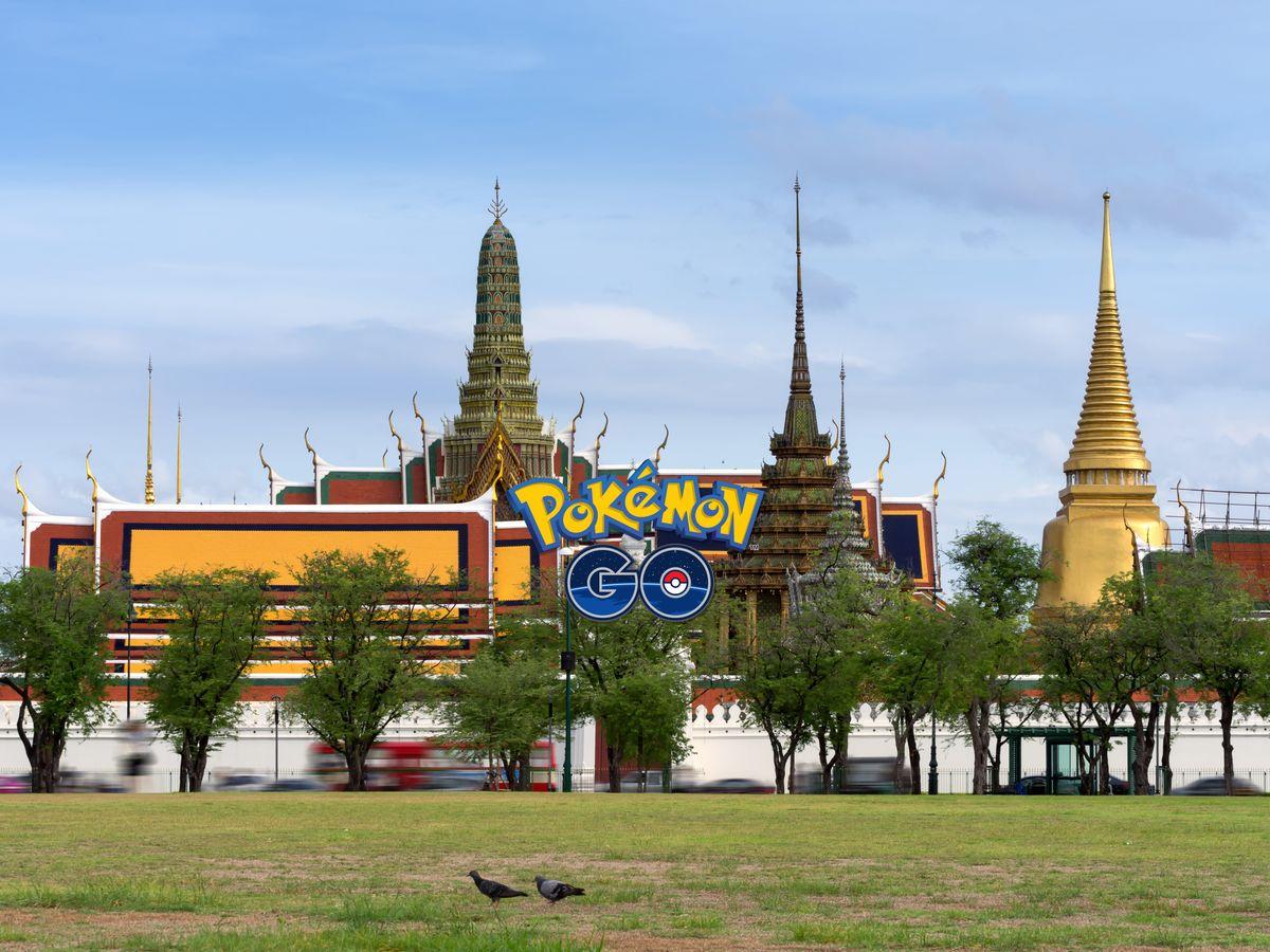 Catch 'Em All: Pokémon (Go) Catching in Bangkok - TakeMeTour