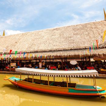 Ayothaya Floating Market (2)