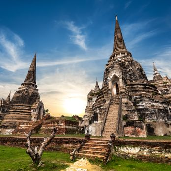 Wat Phra Si Sanphet (วัดพระศรีสรรเพชญ์)