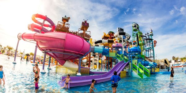 Best Theme Parks and Water Parks in Thailand