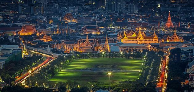 Bangkok's old town