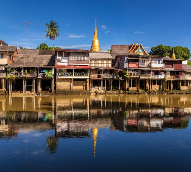 Wonderful 1-Day Tour From Bangkok