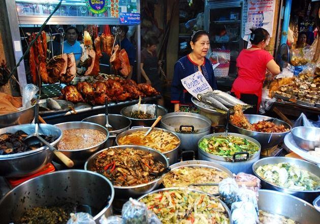 Street food Frenzy