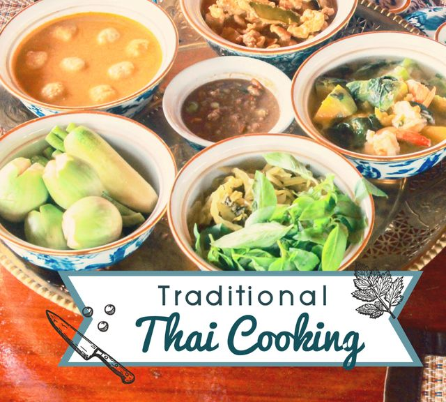 Private Thai Cooking Class Trip with the Locals