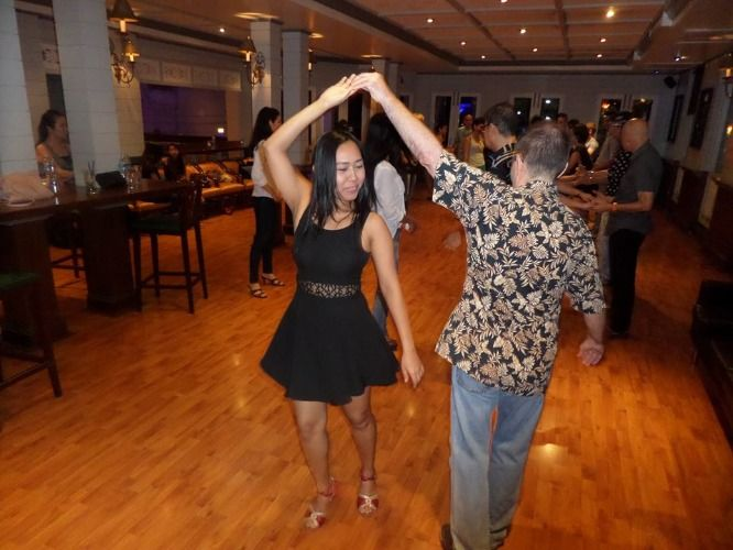 Salsa Fiesta Latina - Dance Your Way Through Friday