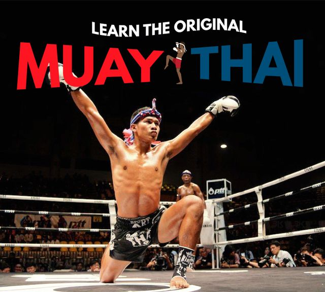 A Boxer's Day: Learn the Original Muay Thai with a Champion