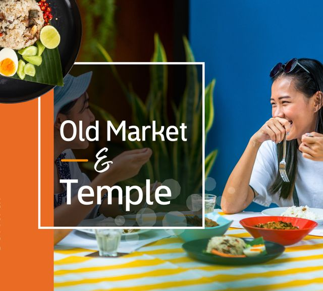 Get Lost in the Local Vibes and Eat the Local Way in Photharam Old Town