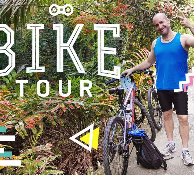 Bang Krachao Private Bike Tour