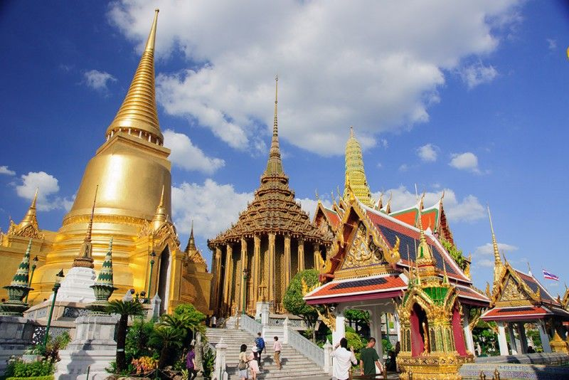 Private Tour: Famous Bangkok Temples & Street Food Market