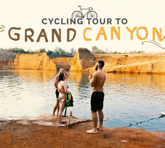 Cycling Tour in Chiang Mai: Bike to Grand Canyon via a Peaceful Shortcut