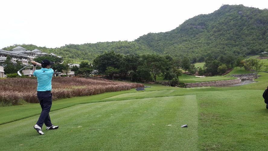 Let's Golf Outside Bangkok at Ayutthaya!