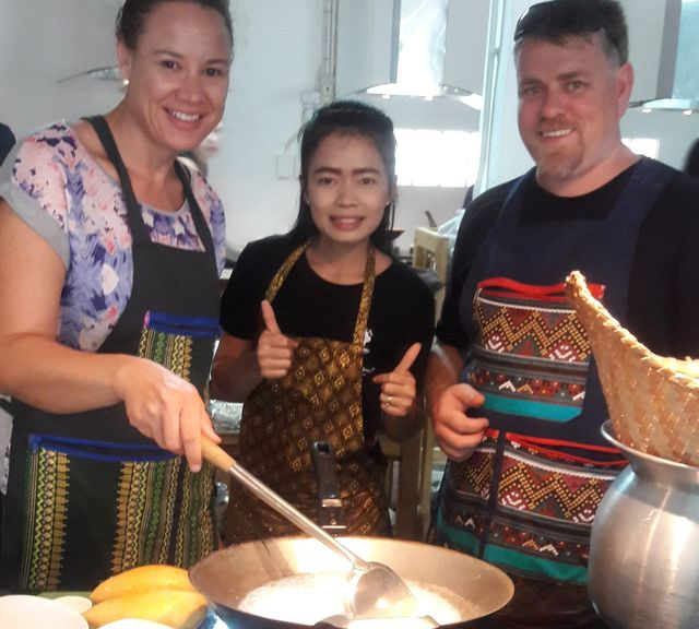 Experience a Thai Cooking Class in Bangkok