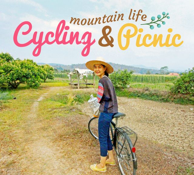 Live the Agricultural Life in the Mountains of Chiang Mai