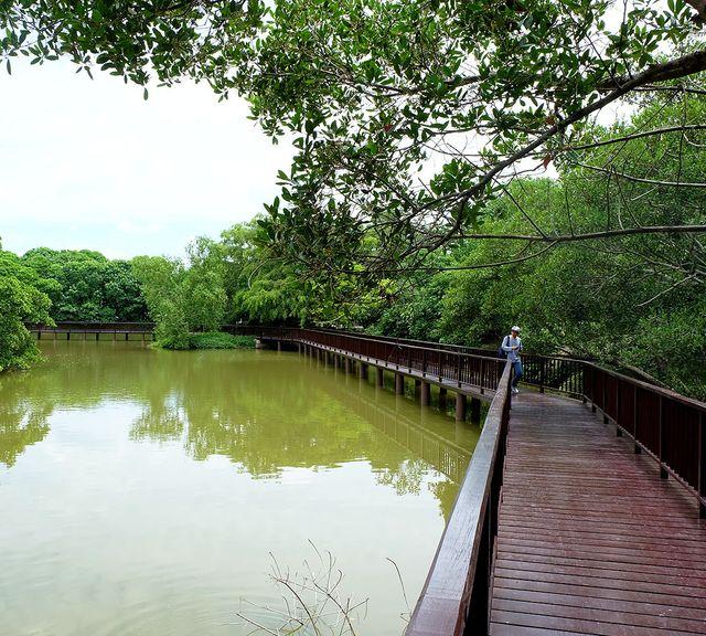 Floating Market & Botanic Garden in Bangkok's Green Space