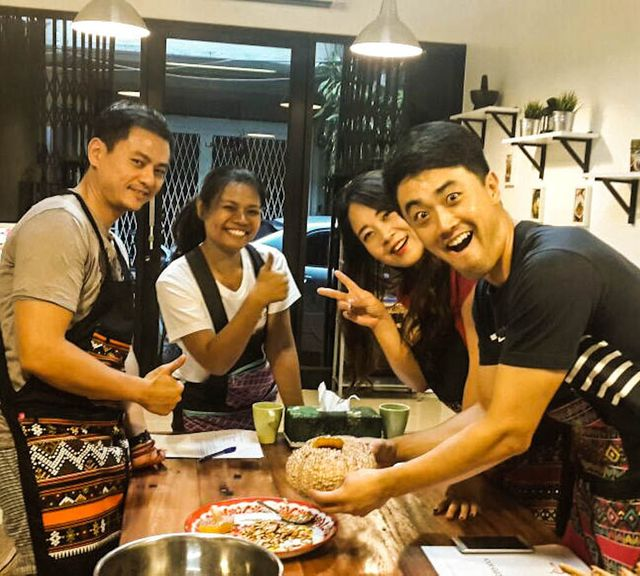 Half-Day Authentic Thai Cooking Class with Pimmy (Afternoon)