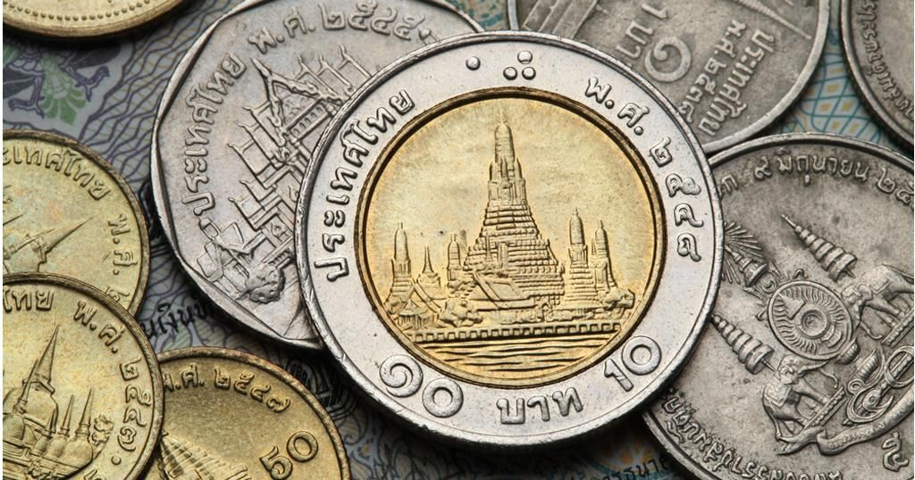 Let the Thai Baht Coins Lead You to Temples!