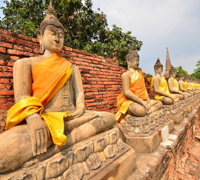 Ayutthaya: Floating Market & Riverside Lunch