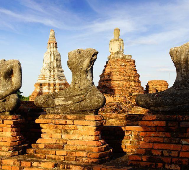 Ayutthaya Ancient City Tour & Bang Pa-in Summer Palace