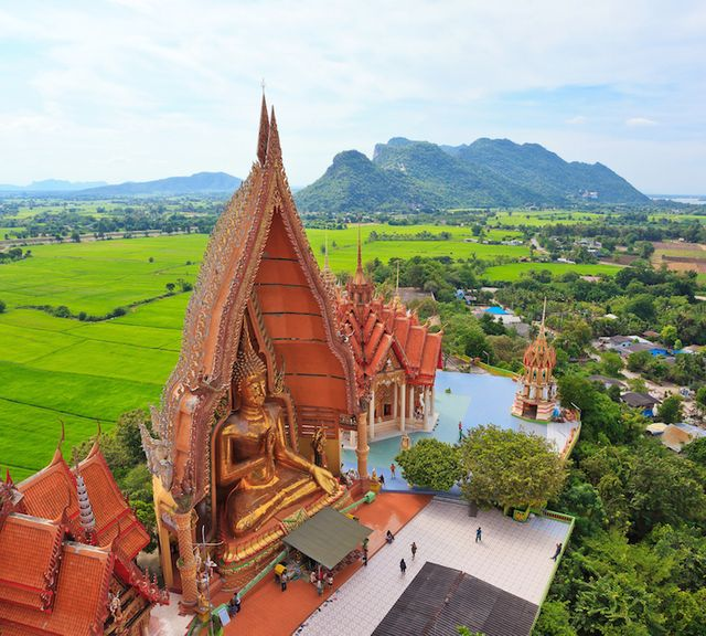 Explore the City of Kanchanaburi - a Dream Destination