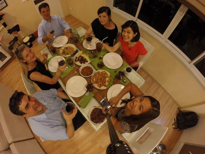 Unforgettable Thai Dinning Experience at Local's Home